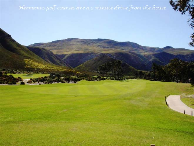 Hermanus House Golf Course