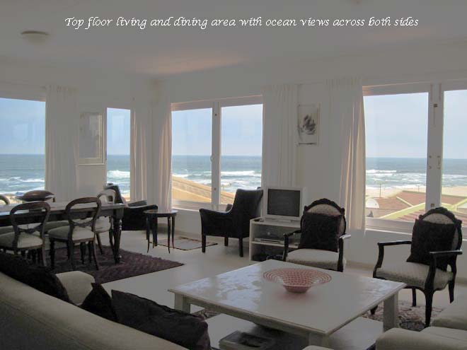 Swakopmund Rent Top Floor Ocean view